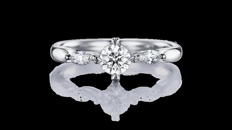 婚約指輪 アステリア