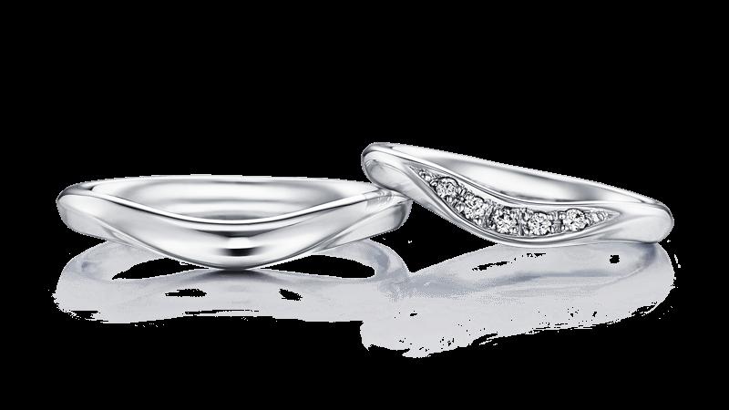 結婚指輪 アテナ