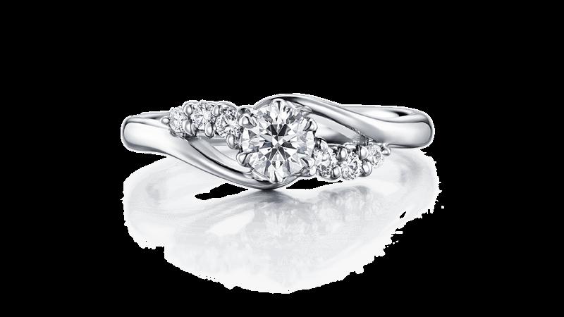 婚約指輪 アトリア