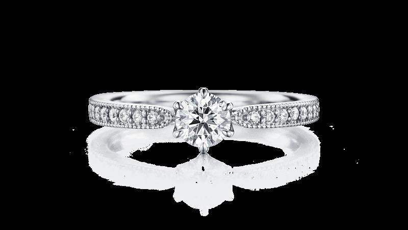 婚約指輪 カリーナ