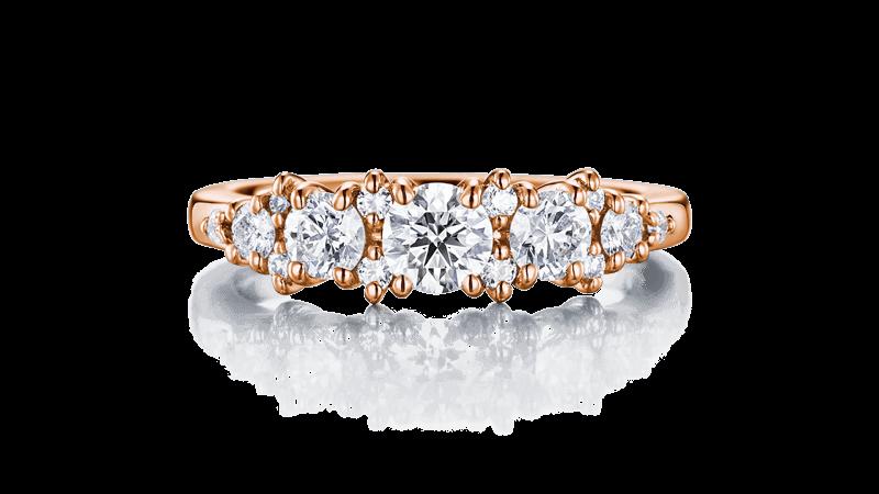 婚約指輪 カシオペア