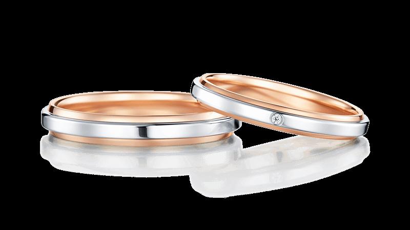 結婚指輪 ハルモニア P/G