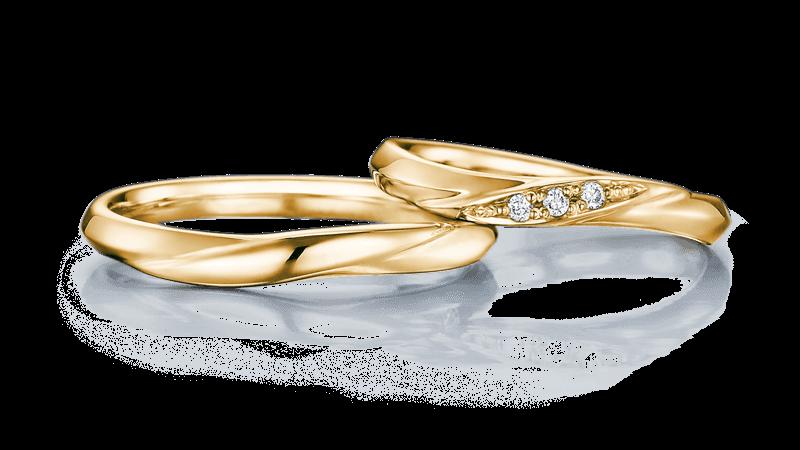 結婚指輪 ルキナ