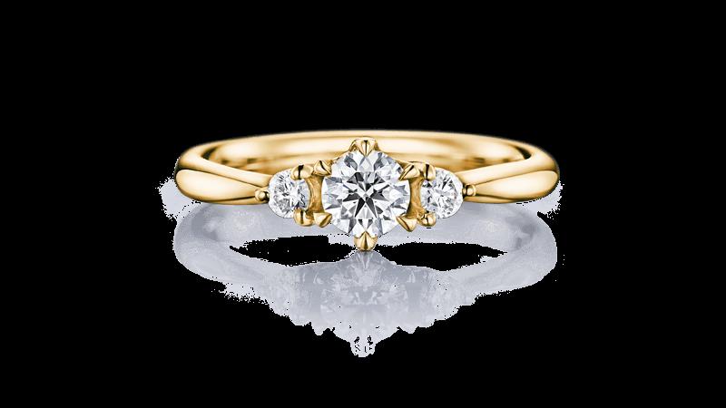 婚約指輪 メティス