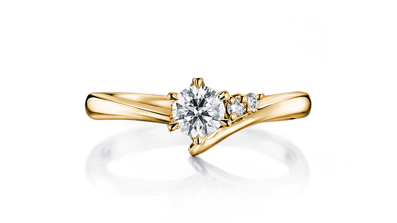 婚約指輪 ミラ