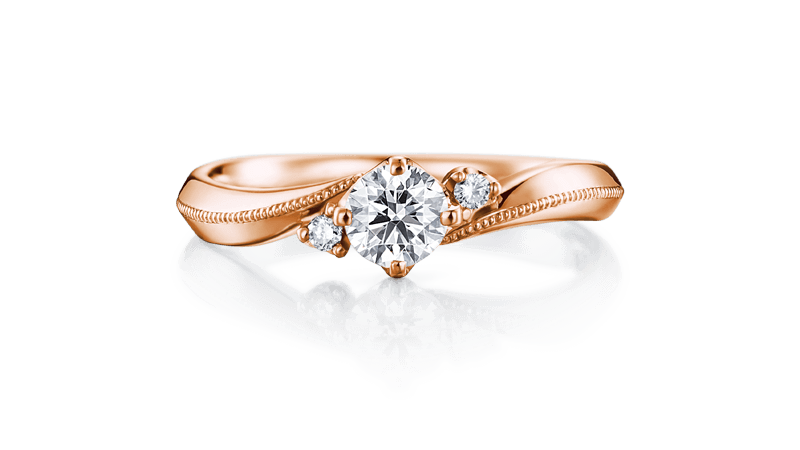婚約指輪 プロキオン