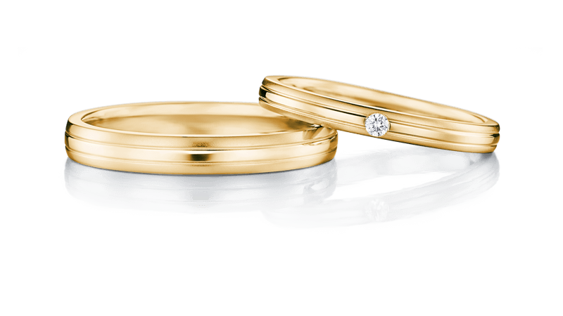 結婚指輪 ソール
