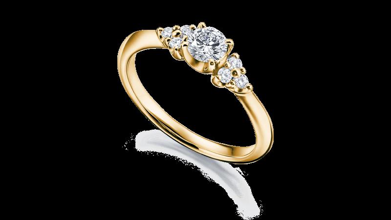 婚約指輪 アルキオーネ3