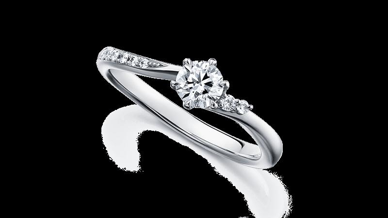 婚約指輪 アンドロメダ3