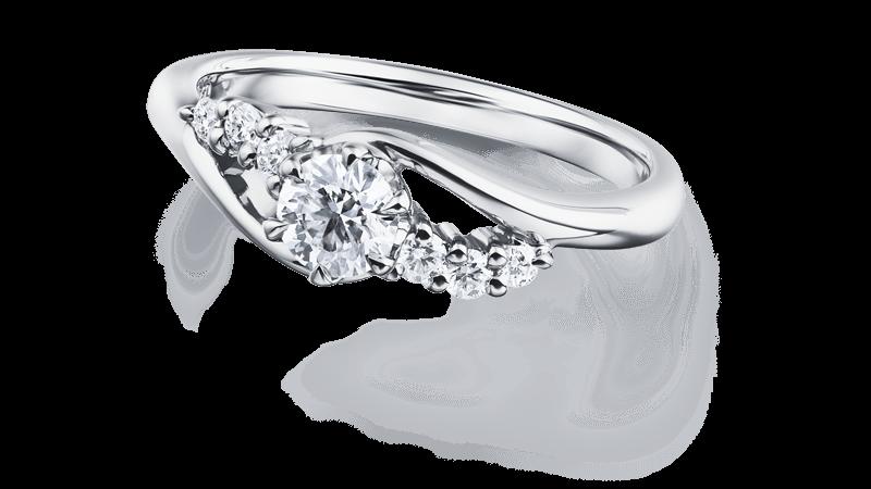 婚約指輪 アトリア3