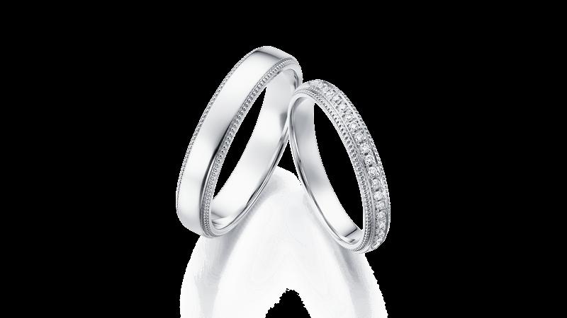 結婚指輪 フレイDR203