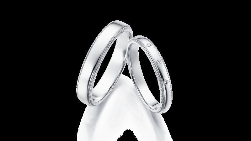 結婚指輪 フレイDR33
