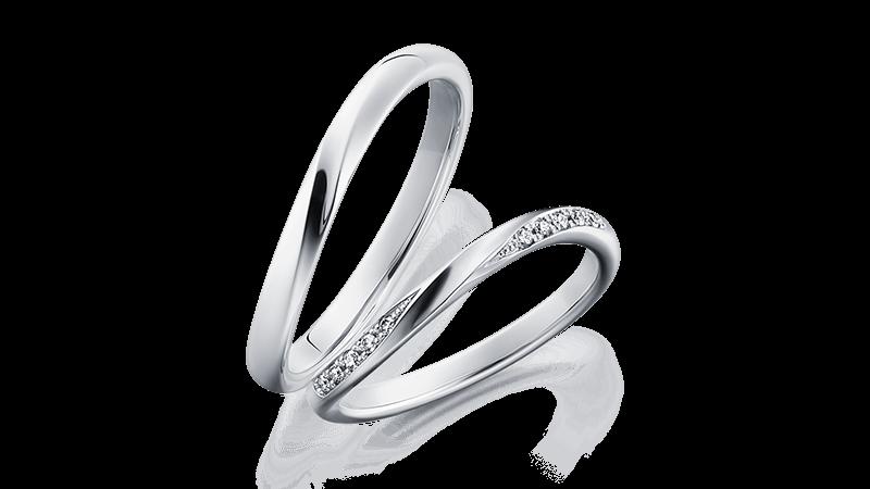 結婚指輪 ペルセウス3