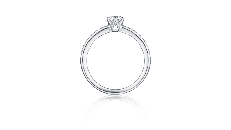 婚約指輪 コロナーレ2