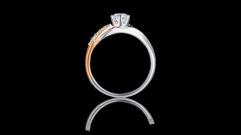 婚約指輪 マルフィ2