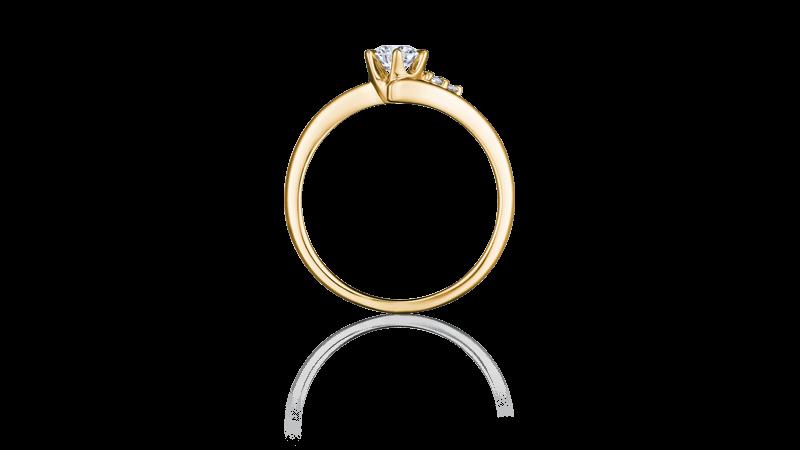 婚約指輪 ミラ2