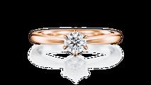 婚約指輪 シリウス