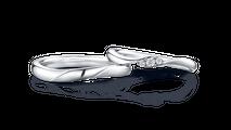 結婚指輪 ケレリス