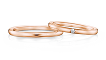 結婚指輪 アストラP×D