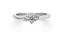 婚約指輪 キタルファ