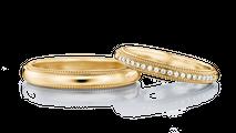 結婚指輪 ヘリオス18LD