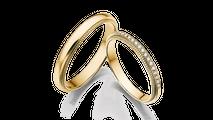 結婚指輪 ヘリオス18LD2