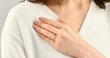 婚約指輪 サジッタ4