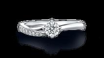 婚約指輪 プラウ