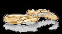結婚指輪 オーロラ