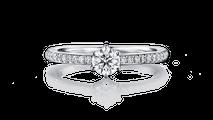 婚約指輪 コロナーレ