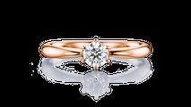 婚約指輪 ハダル