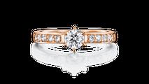 婚約指輪 シャドル