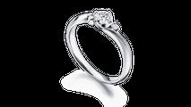 婚約指輪 プロキオン3