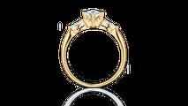 婚約指輪 アステリア2