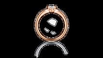 婚約指輪 カリーナ2