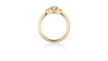 婚約指輪 メティス2