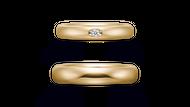 オリジンビリーフ4.5mm/3.5mm1石タイプ